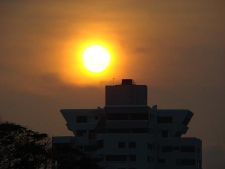 Por do Sol Setembro 2009