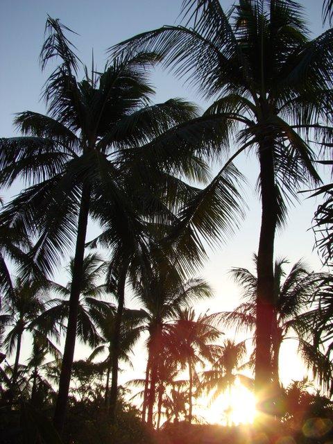 Por do Sol em Bali