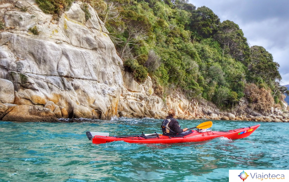 Abel Tasman National Park Kayak (17)