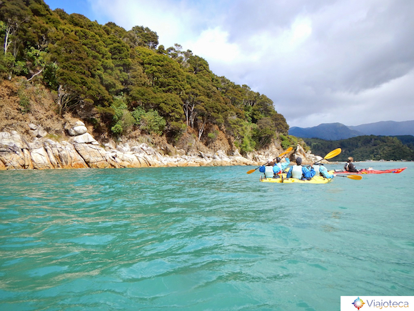 Abel Tasman National Park Kayak (18)