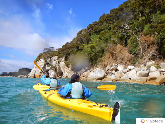 Abel Tasman National Park Kayak (20)