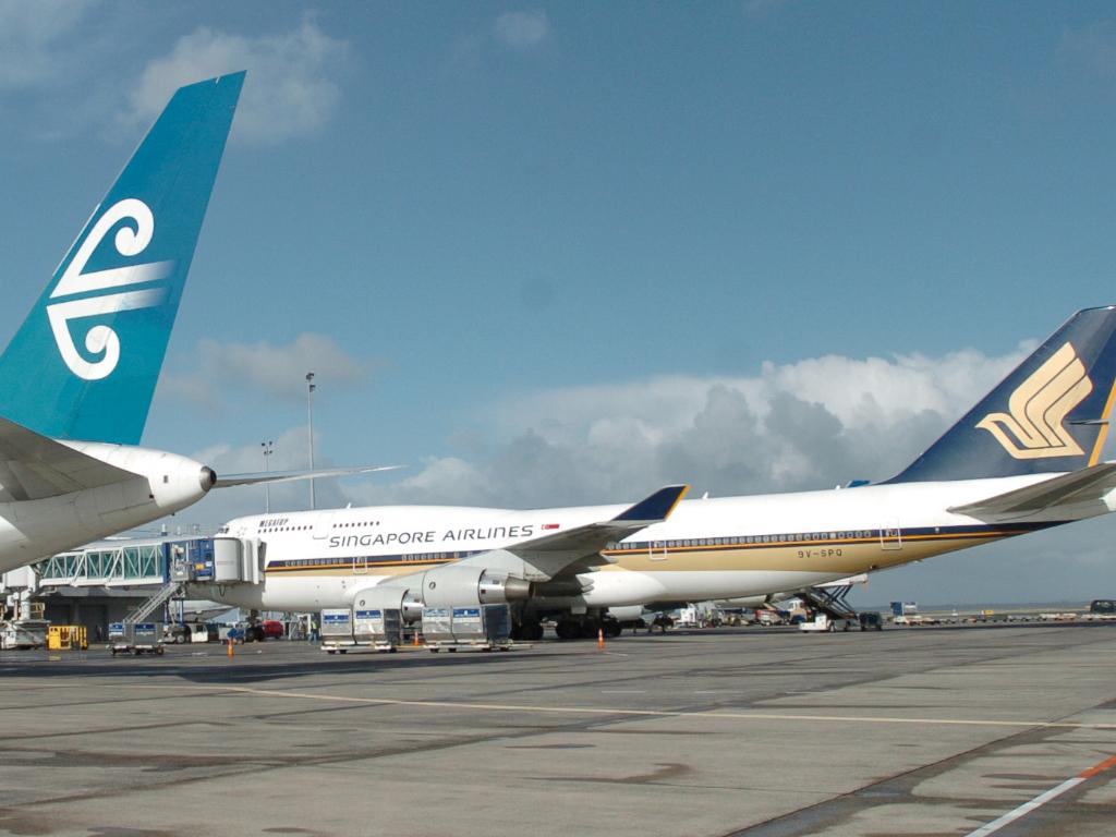 Aeroporto Nova Zelândia