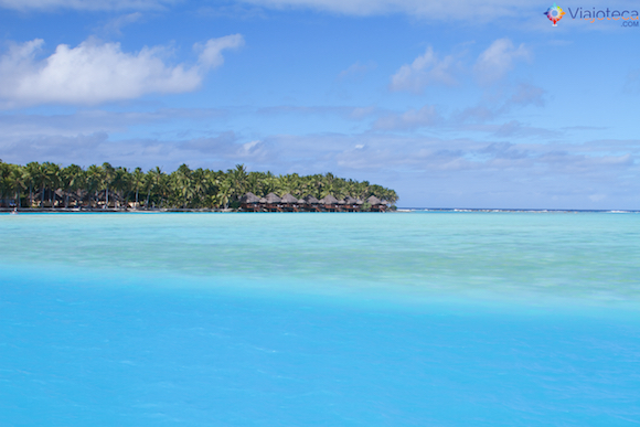 Como é o passeio de 1 dia para Aitutaki com a Air Rarotonga:
