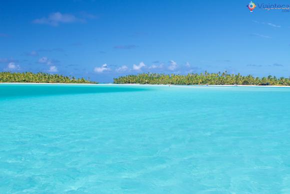 Aitutaki nas Ilhas Cook