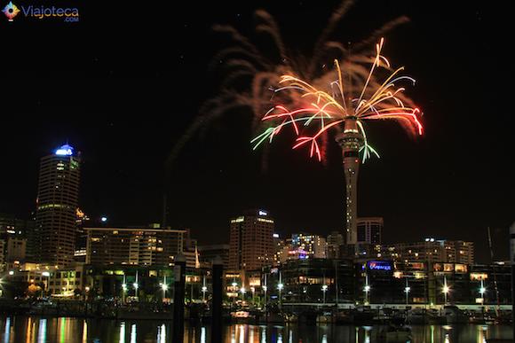 Ano Novo em Auckland na Nova Zelândia (5)