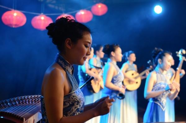 Artistas Chineses