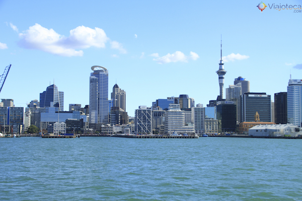 Auckland - Cidade das Velas (1)