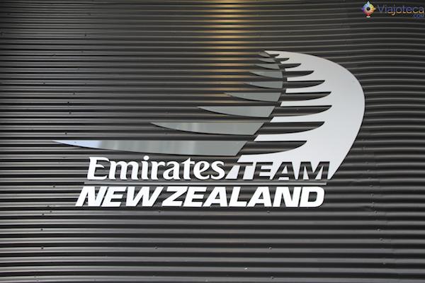 Sede do Emeirates Team New Zealand em Auckland