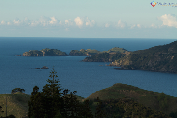 Bay of Islands Nova Zelândia