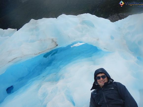 Caminhada pelo Fox Glacier