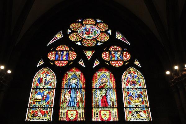 Vitrais Catedral de Freiburg