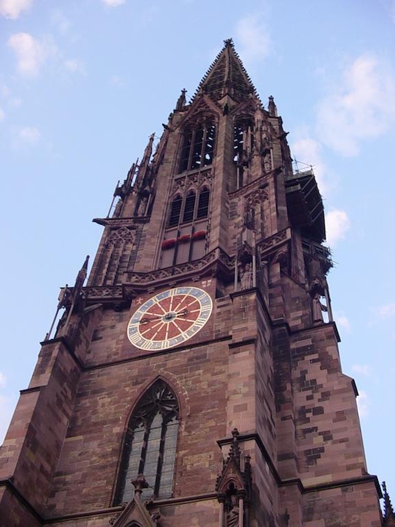 Catedral de Freiburg 5
