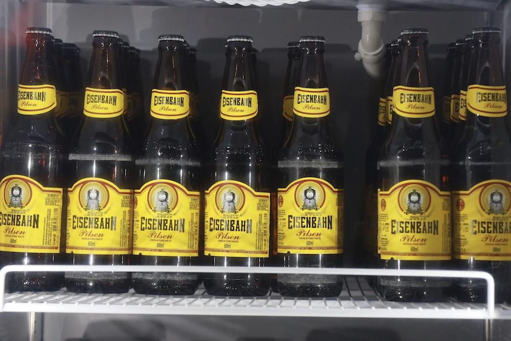 Cervejas no Tour de Comida de Boteco de Curitiba