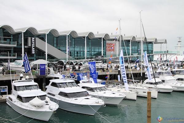 Auckland Boat Show acontece no final de setembro