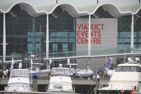 Viaduct Events Centre em Auckland