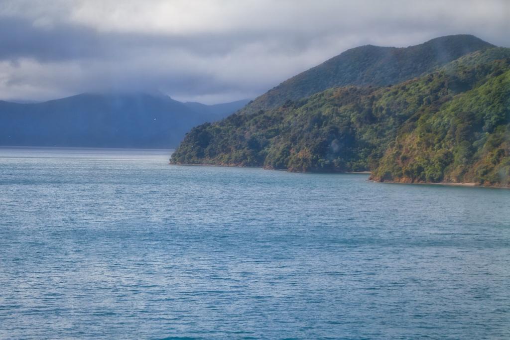 Coastal Pacific - Viagem de trem na Nova Zelândia 2