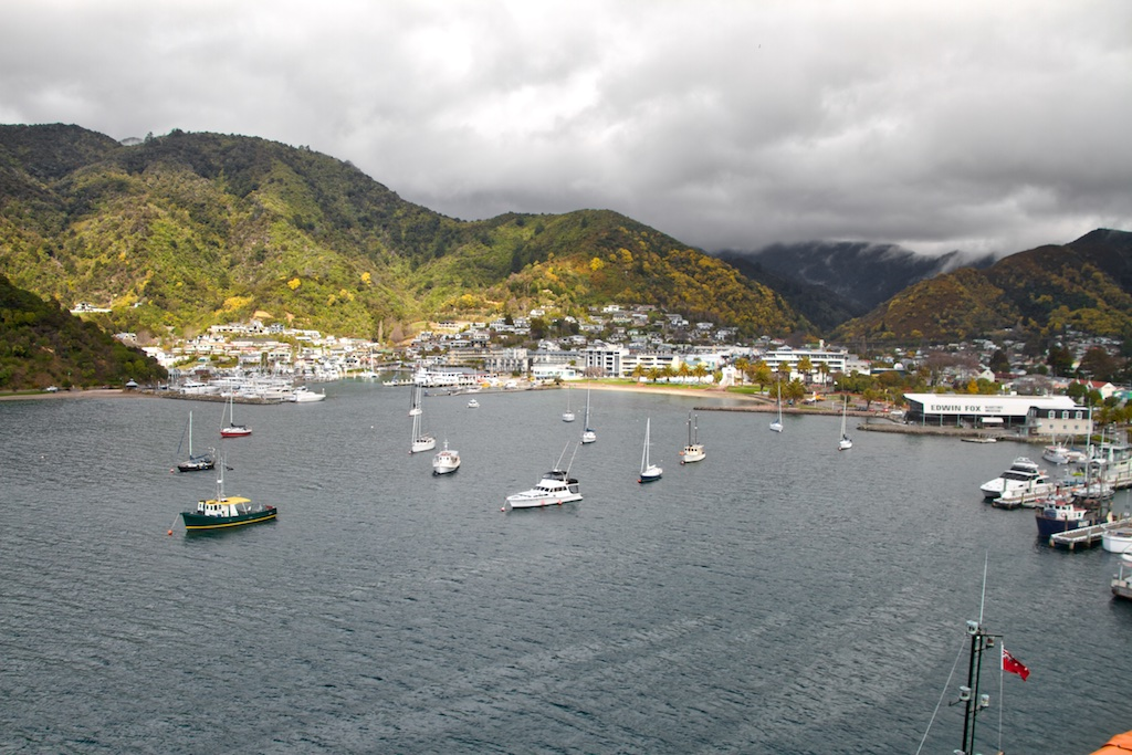 Coastal Pacific - Viagem de trem na Nova Zelândia 3