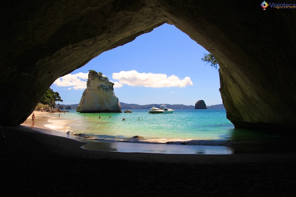 Coromandel Cathedral Cove