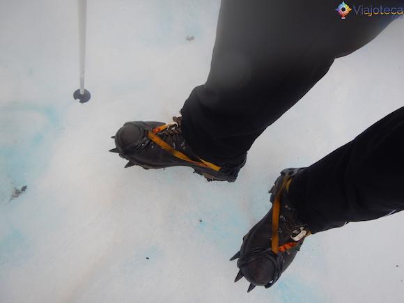 Crampons Fox Glacier