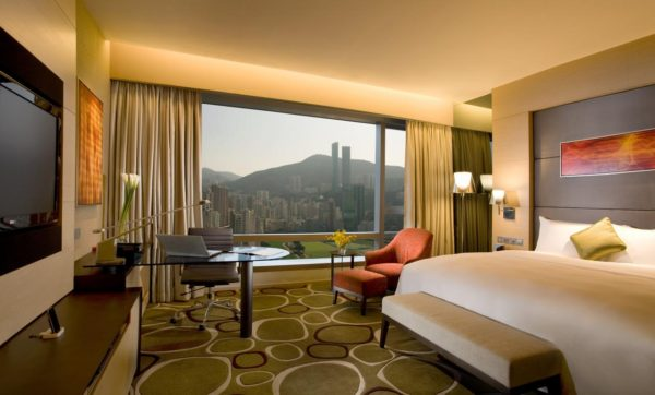 Crowne Plaza Hotel Hong Kong