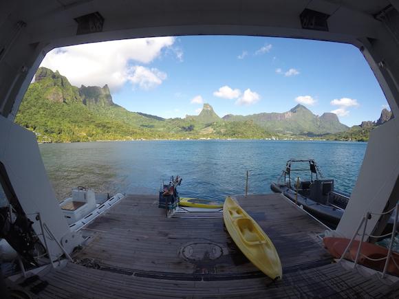 Cruzeiro pela Polinésia