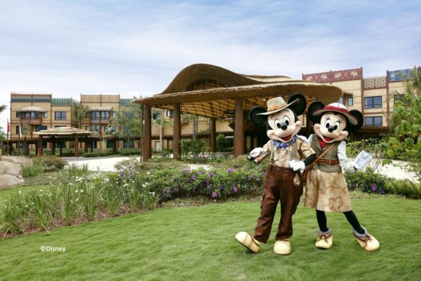 Disney Explorers Lodge Hong Kong Hotel