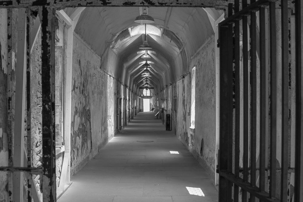 Eastern State Penitentiary em Philadelphia
