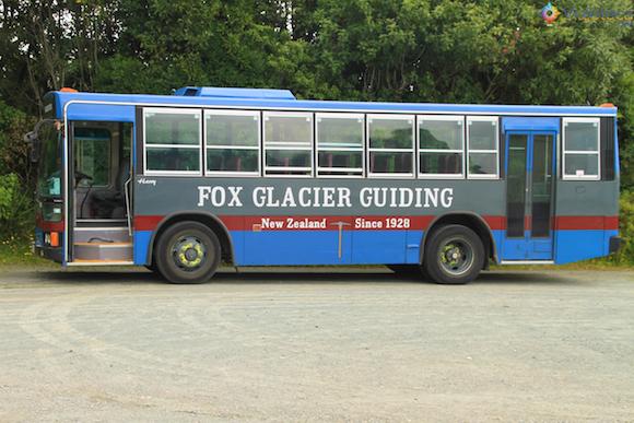 Fox Glacier na Nova Zelândia (1)