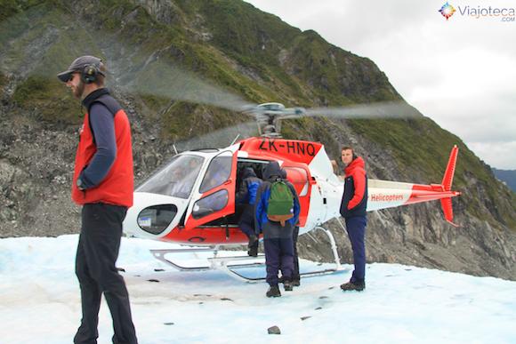 Fox Glacier na Nova Zelândia (13)