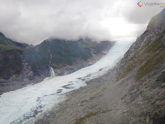 Heli Hike pelo Fox Glacier