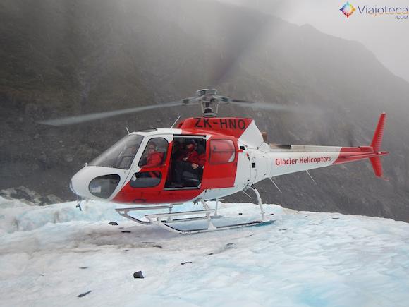 Fox Glacier na Nova Zelândia (65)
