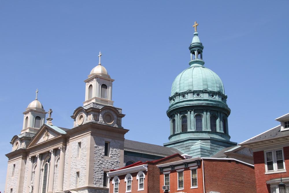 Igrejas em Harrisburg