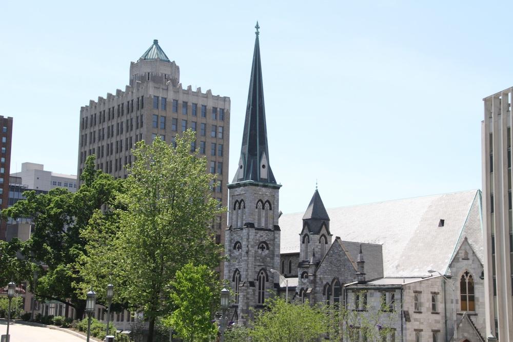 Igreja em Harrisburg