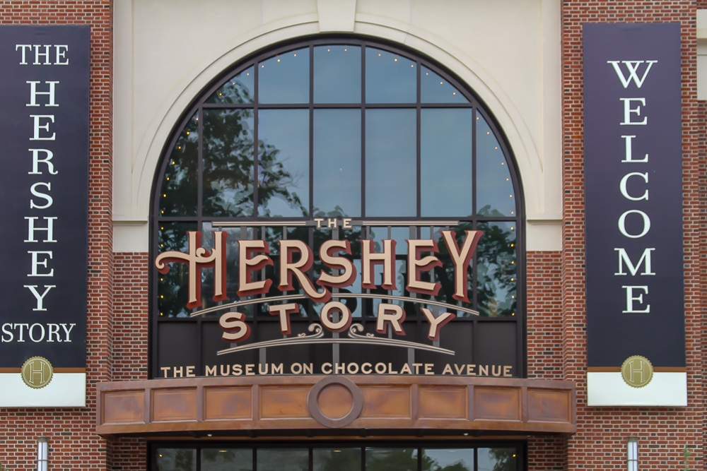Hershey Chocolate Museu