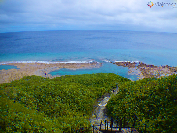 Hikutavake Pools Niue