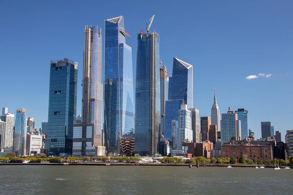 Hudson Yards em Nova York o maior empreendimento imobiliario dos EUA na atualidade