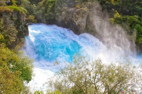 Huka Falls - Nova Zelândia