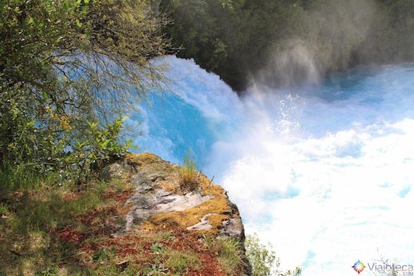 Huka Falls - Cachoeira Nova Zelândia 27