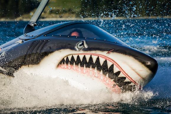 Hydro Attack a nova atração de Queenstown