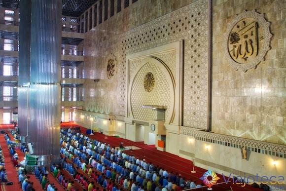 Istiqlal Mosque em Jakarta - A Maior mesquita do sudeste asiático 23