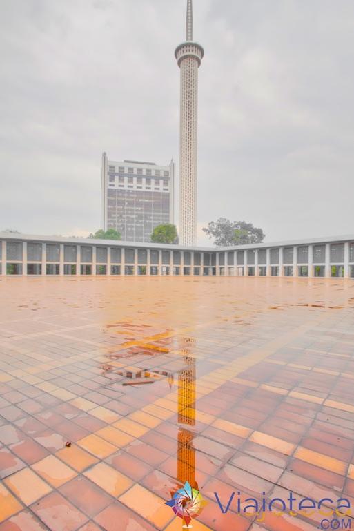 Istiqlal Mosque em Jakarta - A Maior mesquita do sudeste asiático 25