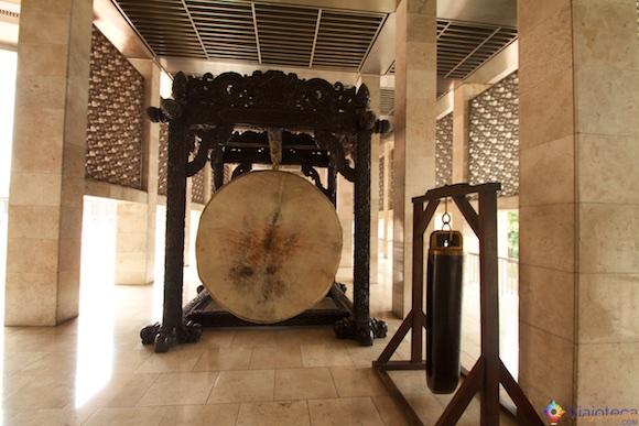 Istiqlal Mosque em Jakarta - A Maior mesquita do sudeste asiático 9