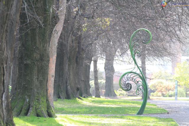 Jardim Botânico de Christchurch na Nova Zelândia (13)