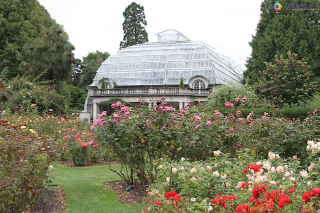 Jardim Botânico de Christchurch
