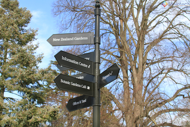 Jardim Botânico de Christchurch na Nova Zelândia (9)