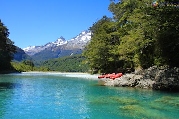 Jet Boat Dart River no Mt. Aspiring National Park (10)