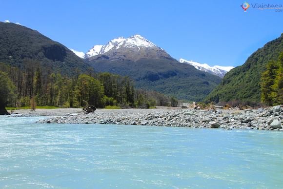 Jet Boat Dart River no Mt. Aspiring National Park (7)