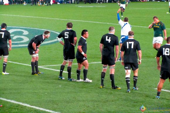Jogo do All Blacks na Nova Zelândia (16)