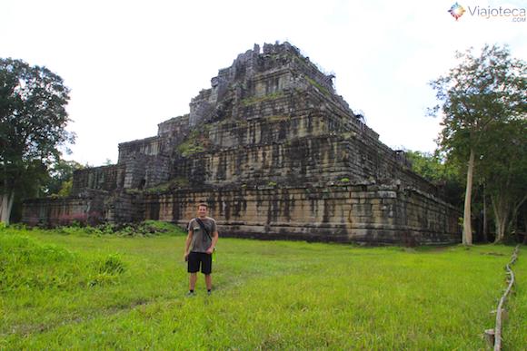 Koh Ker - Camboja (23)