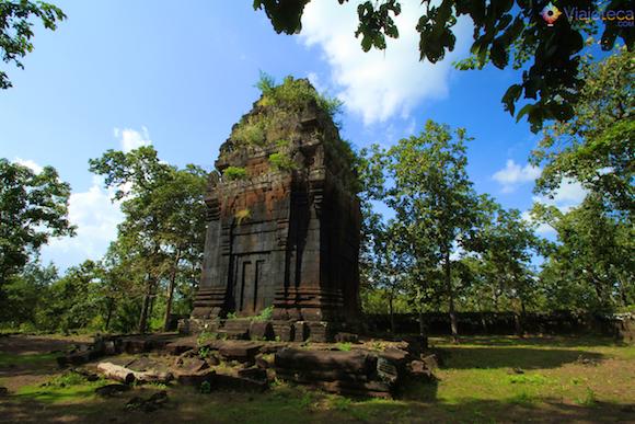 Koh Ker - Camboja